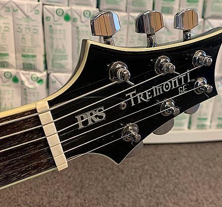 Guitarra Eléctrica PRS Mark Tremonti SE do Toli dos GNR (autografada)