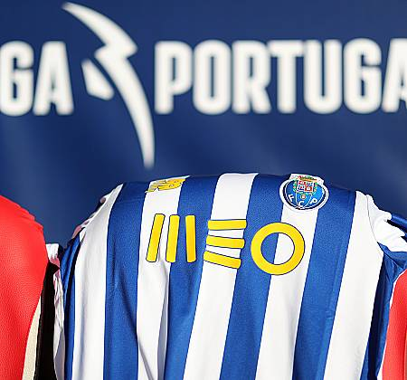 Allianz Cup Final Four 2021 - Camisola Oficial - FC Porto
