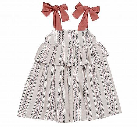Aniversário FAH • Pink and Blue Brand • Vestido Infantil