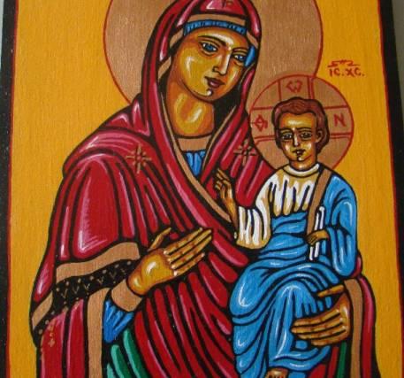 Maria e Jesus II