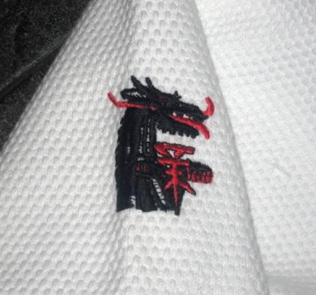 Judogi autografado pelo Nuno Delgado apoia a ANCAP