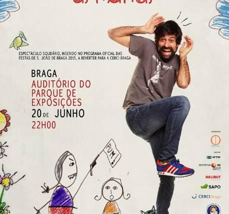 António Raminhos apresenta: As Marias // 20 de Junho