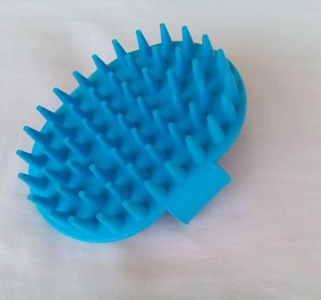Escova para cães de pêlo longo