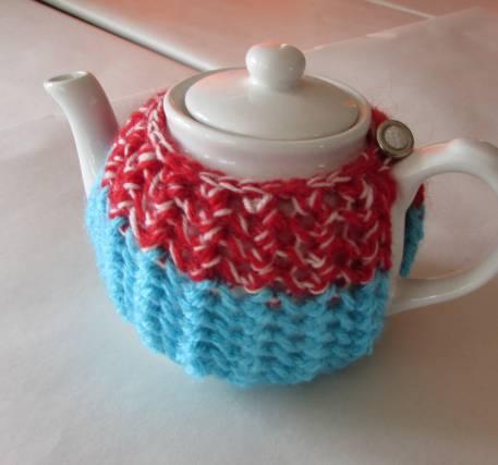 Bule de Chá com Abafador