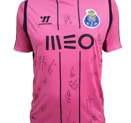 Camisola autografada do FCPorto reverte para a APLL