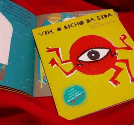 Livro - VIH, o bicho da sida