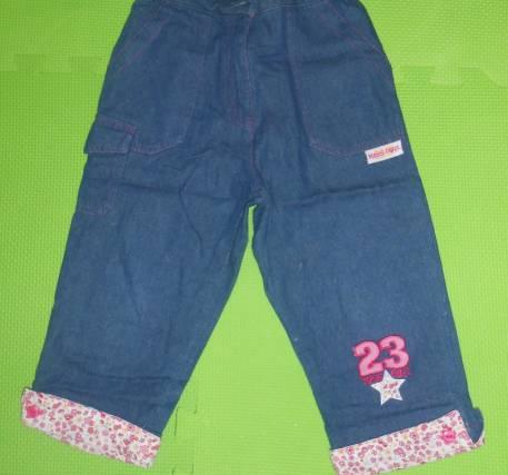 Calça menina 2-3 anos