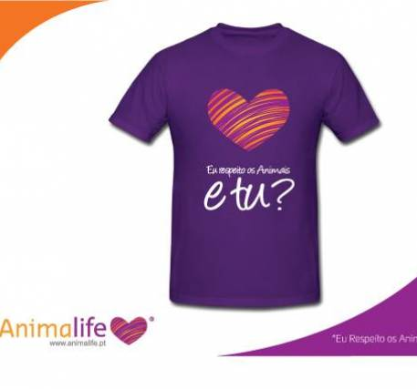 T-Shirt Animalife