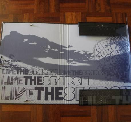 Capa de Elásticos RipCurl - A4