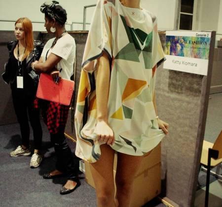 Vestido/Túnica da Katty Xiomara apoia a Joaninha