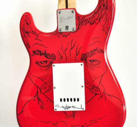 Linkin Park - Autographed Guitar - Rock in Rio