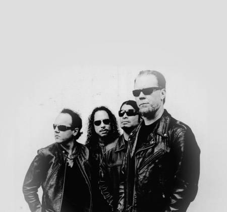 Metallica - Guitarra autografada - Rock in Rio