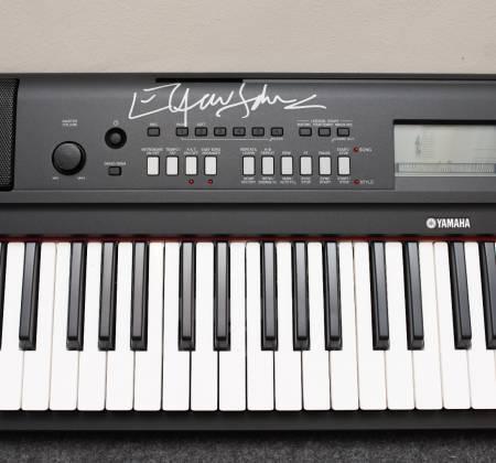 Elton John - Teclado autografado - Rock in Rio