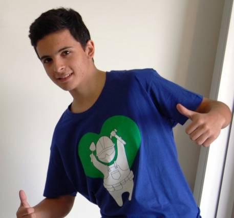 T-shirt Habitat