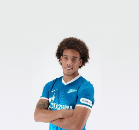 Camisola do Witsel autografada (2015/2016) apoia a APPACDM do Porto