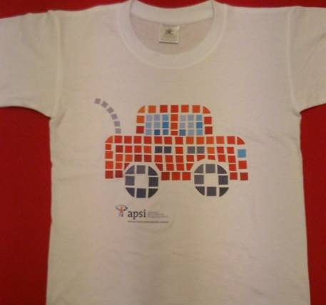 T-Shirt APSI Carro