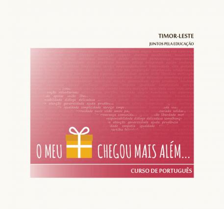 Presente com Futuro - Curso Português - Timor-Leste