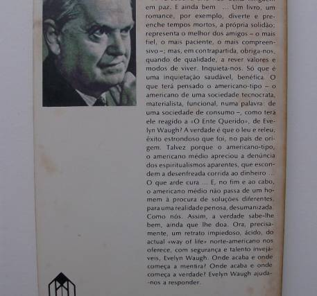 O ente querido - Evelyn Waugh