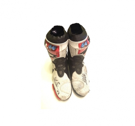 Miguel Oliveira`s Racing Boots | World motorcycling