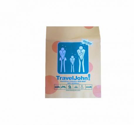 Travel John Car Sickness Bags ( 5 in a pack)