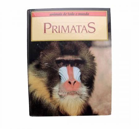 Animais de Todo o Mundo - Primatas