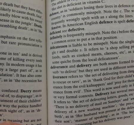 Dictionary of English Usage - Brockhampton Reference
