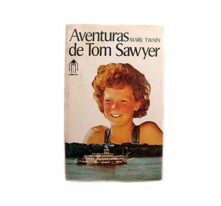 Aventuras de Tom Sawyer - Mark Twain