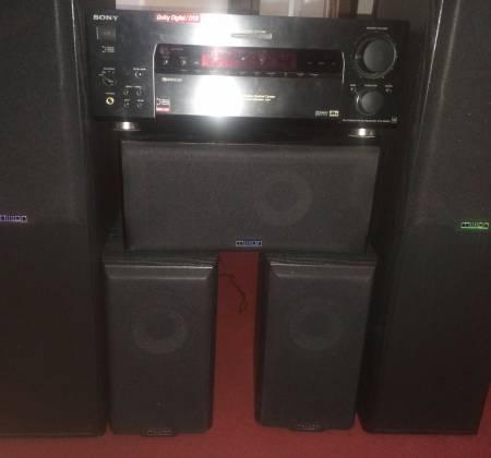 Fantastic Floor Speakers (Mission)