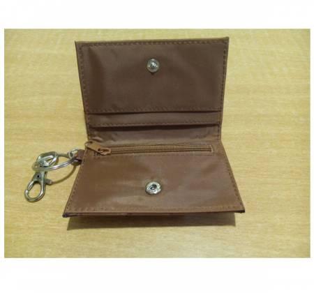 Porta-moedas e chaves
