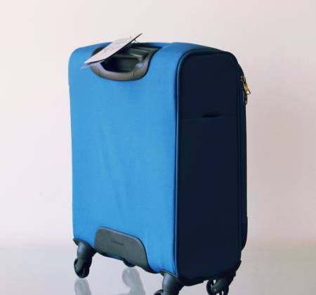 Mala Samsonite by Frederico Draw [Spinner 55cm]