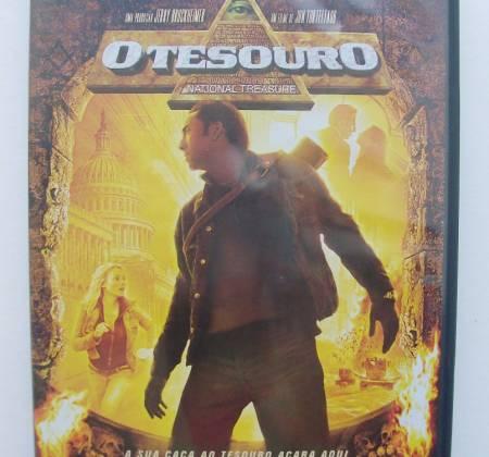 DVD O Tesouro