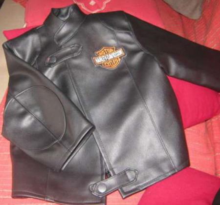 Fato Motard Harley Davidson