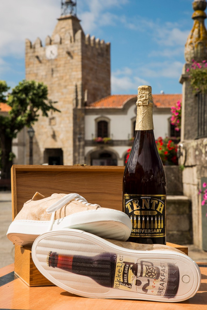 Pack exclusivo Cerveja The Beer Geek Absalon | Mikkeller Anniversary