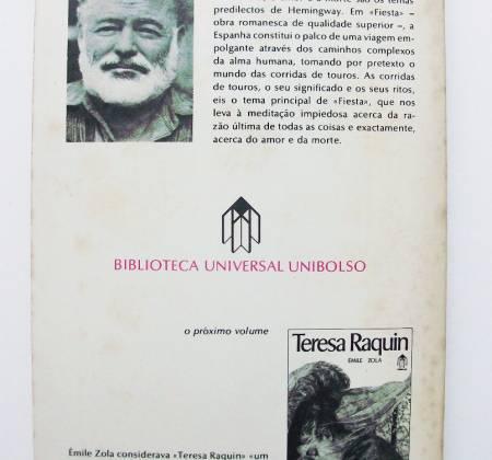 Fiesta – Ernest Hemingway