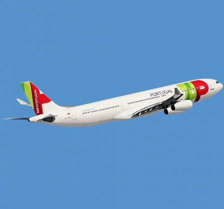 Cadeira dupla de executiva do avião A340 da TAP | 4