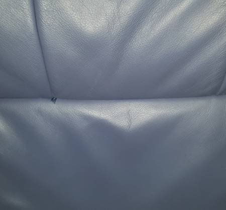 Cadeira tripla de económica do avião A320 da TAP | 12