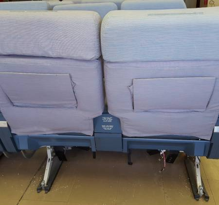 Executive double chair TAP A340 airplane | 22