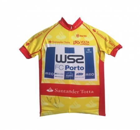 Rui Vinhas autographed Yellow jersey - Volta a Portugal