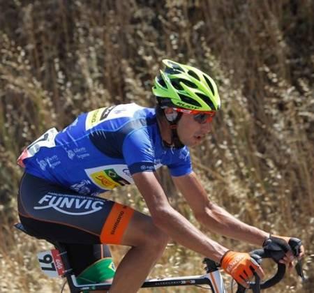Camisola da Montanha - Ramiro Diaz (Funvic-Soul Cycles) - Volta a Portugal