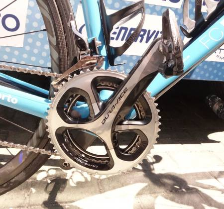 Bicicleta do Rui Vinhas - Campeão da Volta a Portugal