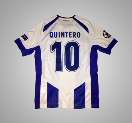 Jersey autographed by the entire team of FC Porto