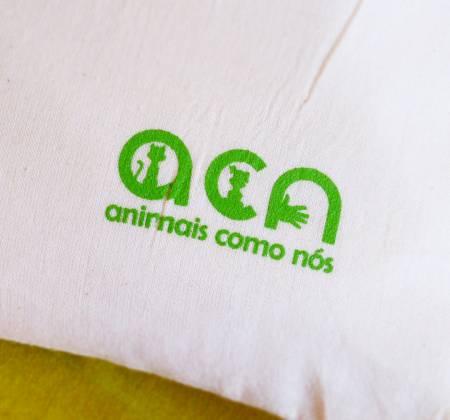 Bolsa em algodão ACN