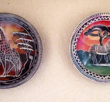 Prato Pintado Moçambique