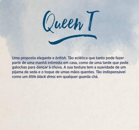 Vestido Tetley Queen T