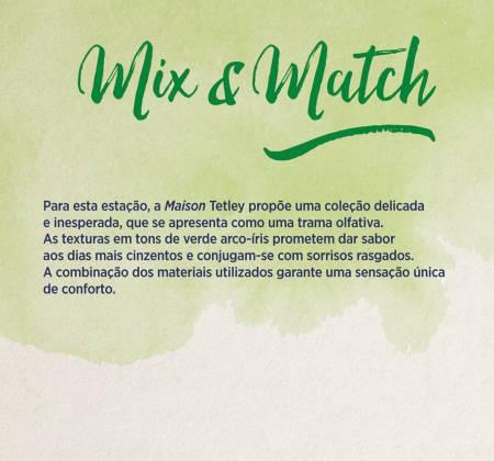 Vestido Tetley Mix & Match