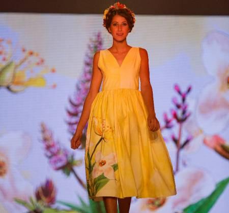 Tetley Dress Teo-Classicism