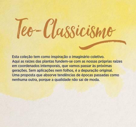 Vestido Tetley Teo-Classicismo
