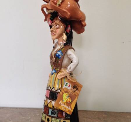 Peça artesanal do Figurado de Barcelos