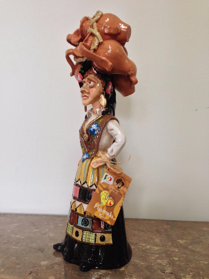 Barcelos Figure craft piece