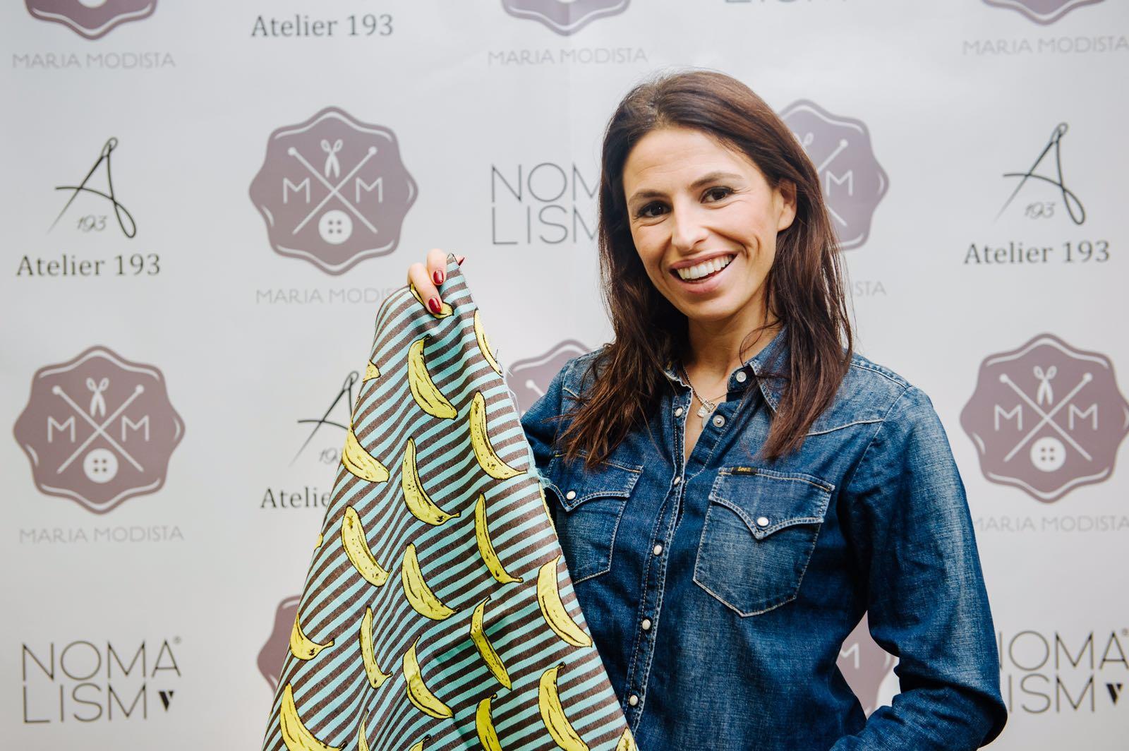 Pillow tailored by Joana Cruz